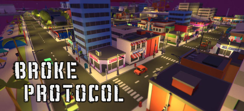 Broke Protocol - Online City RPG 1.03 Hotfix 2
