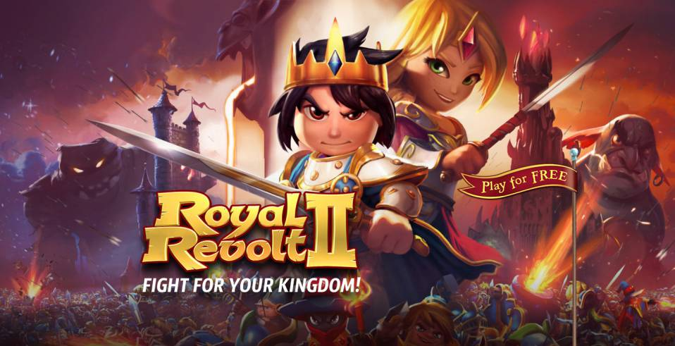Royal Revolt 2: Tower Defense 5.1.0.0
