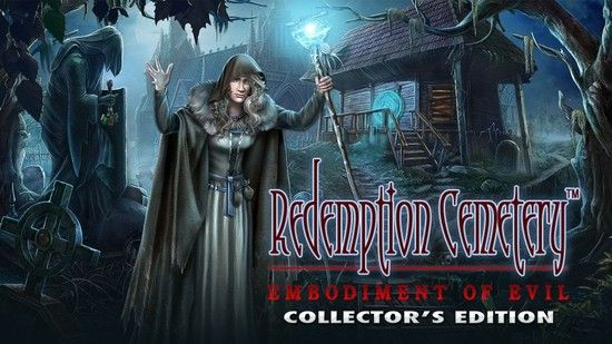 Redemption Cemetery: Embodiment of Evil Collector's Edition
