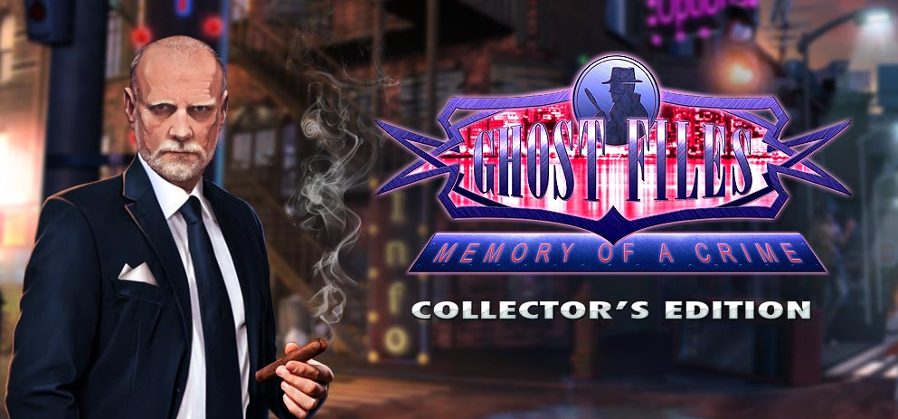Ghost Files 2: Memory of a Crime Collector's Edition