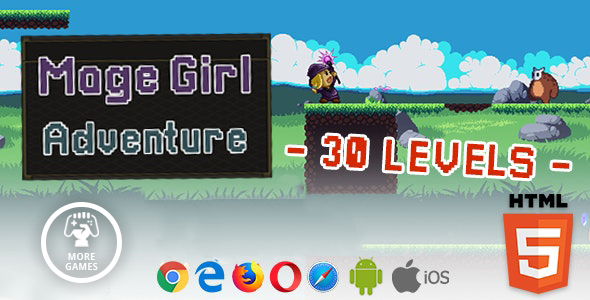 Mage Girl Adventure 1.0.1