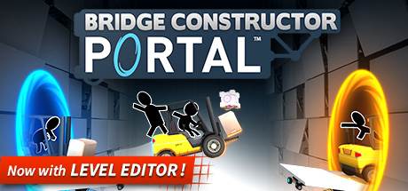 Bridge Constructor Portal 5.0 - Portal Proficiency
