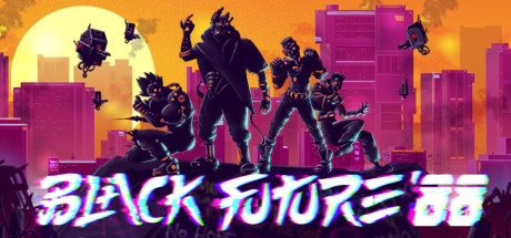 Black Future '88 45.5 - Collectors Edition