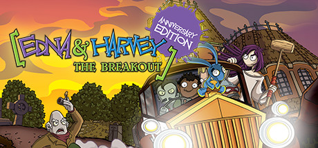 Edna & Harvey: The Breakout Anniversary Edition