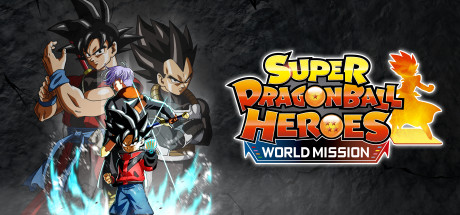 SUPER DRAGON BALL HEROES WORLD MISSION 1.05