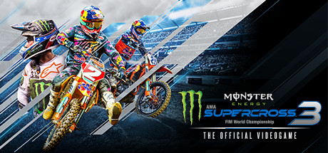 Monster Energy Supercross - The Official Videogame 3 от 20.03.2020Monster Energy Cup + все DLC