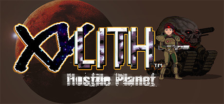 XYLITH - Hostile Planet