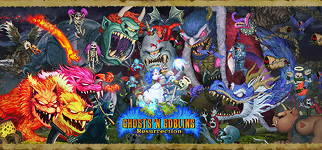 Ghosts 'n Goblins: Resurrection