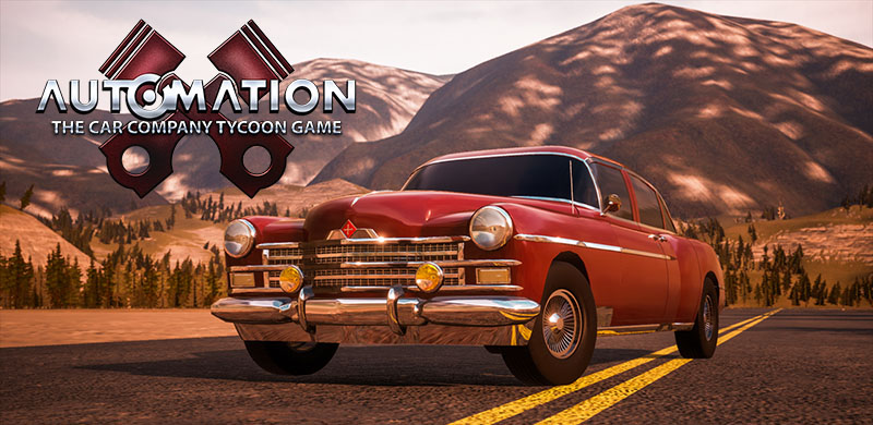 Automation - The Car Company Tycoon Game 190515 от 21.05.19