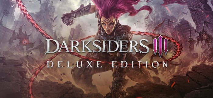 Darksiders 3: Deluxe Edition 203 415_PK1_PK2 (Update 6) + все DLC и Keepers of the Void