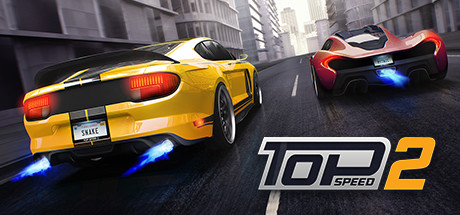 Top Speed 2: Racing Legends от 10.09.2019